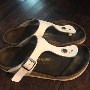 Thong Birkenstocks Sandals
